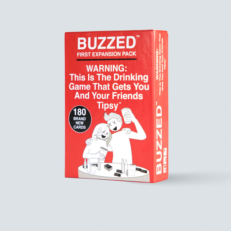 Buzzed Expansion Pack #1