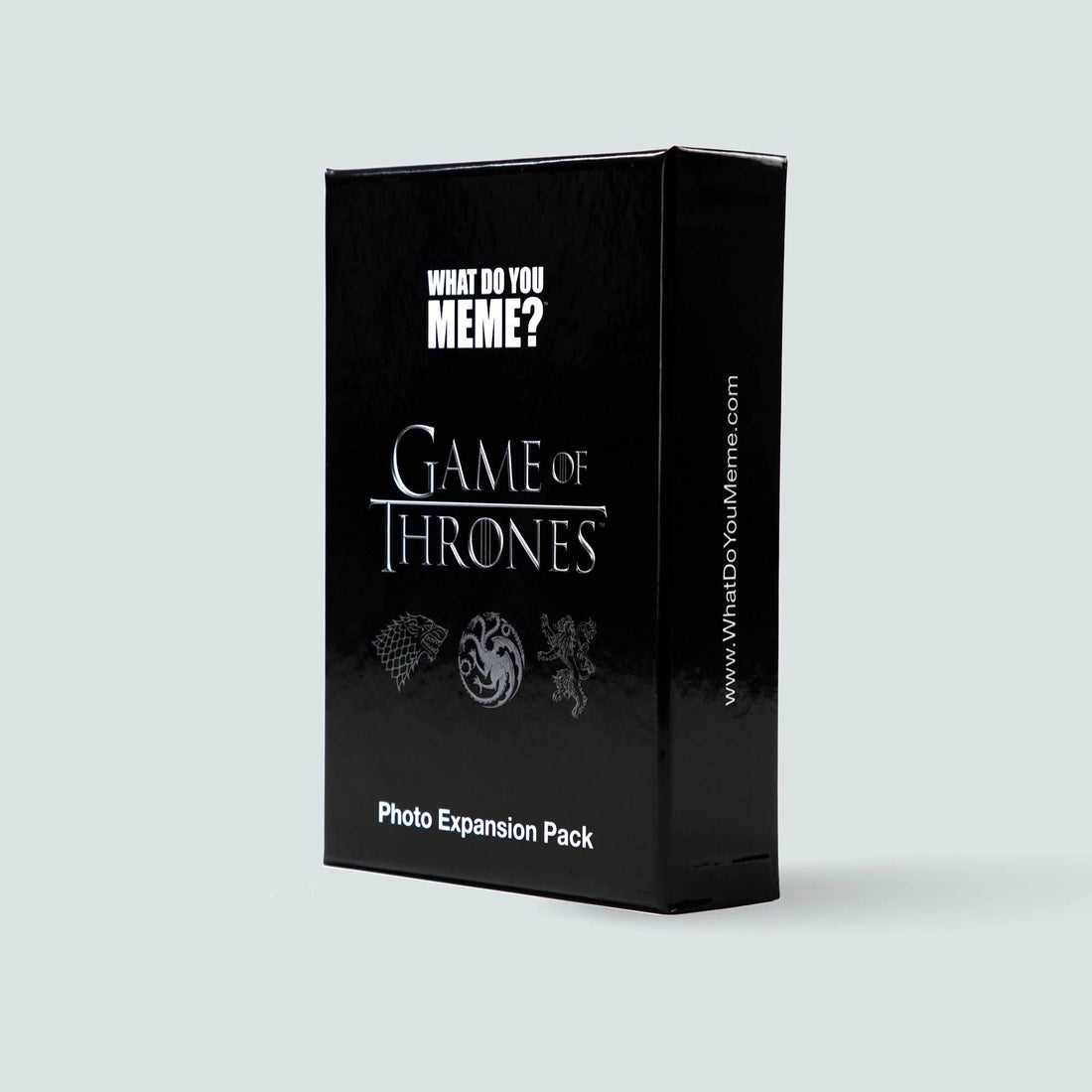 Game of Thrones™ Expansion Pack for What Do You Meme™ - Adult Party Game