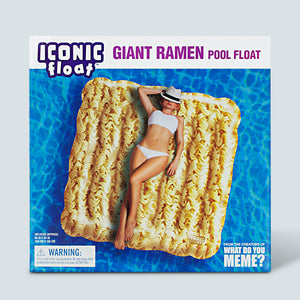 Iconic Float™ - Giant Ramen