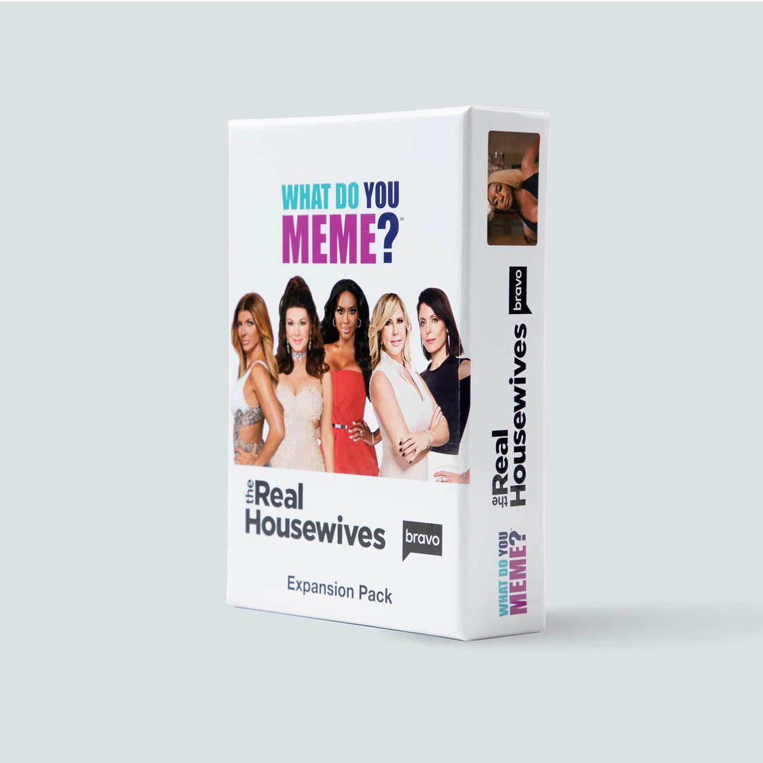 The Real Housewives Expansion Pack for What Do You Meme™ - Adult Party Game