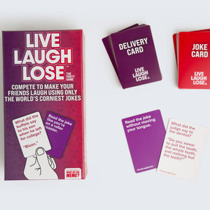 Live Laugh Lose