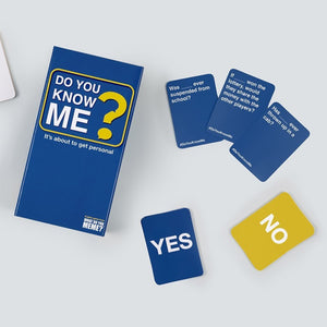 Do You Know Me? - Adult Party Game by What Do You Meme™