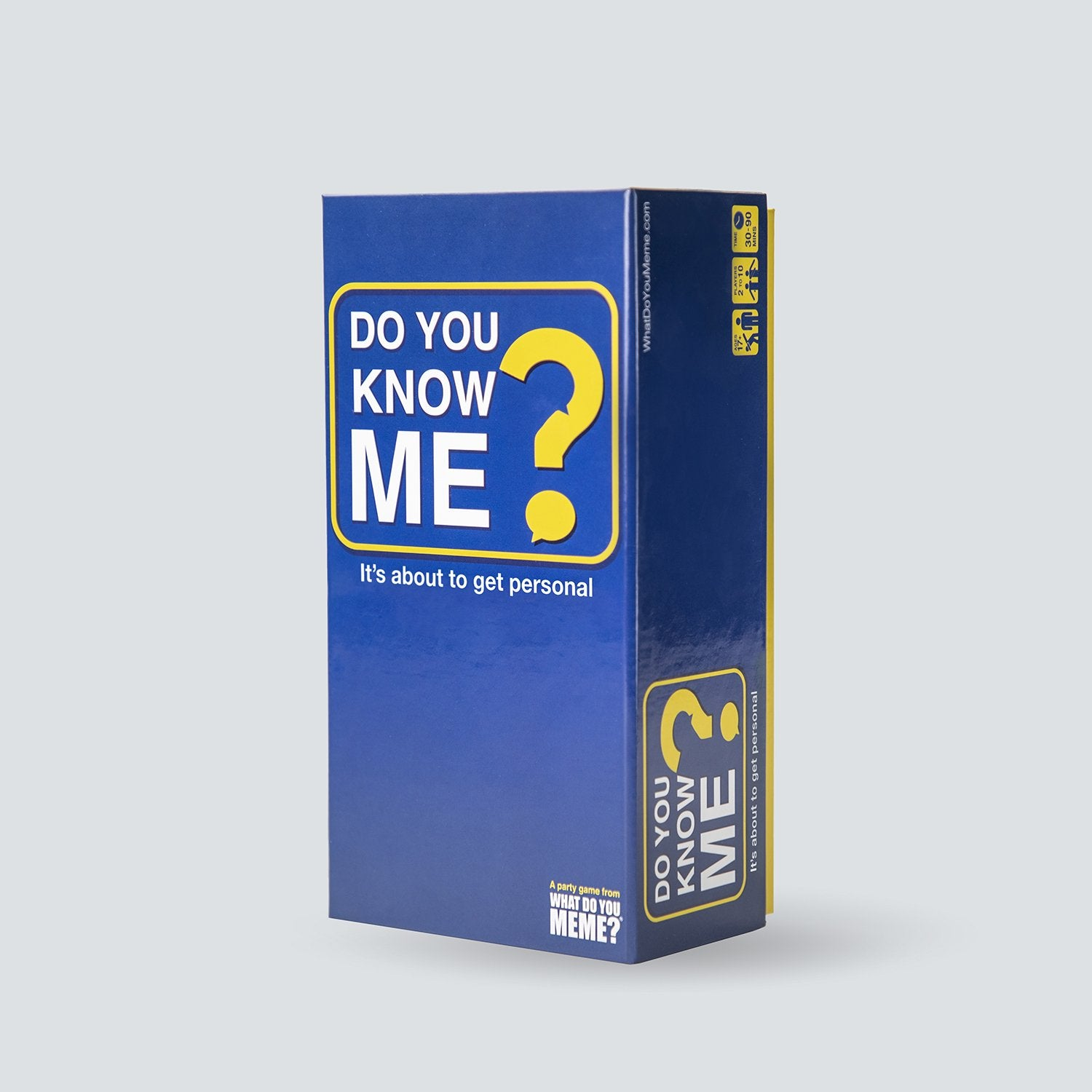Do You Know Me - Adult Party Game by What Do You Meme™
