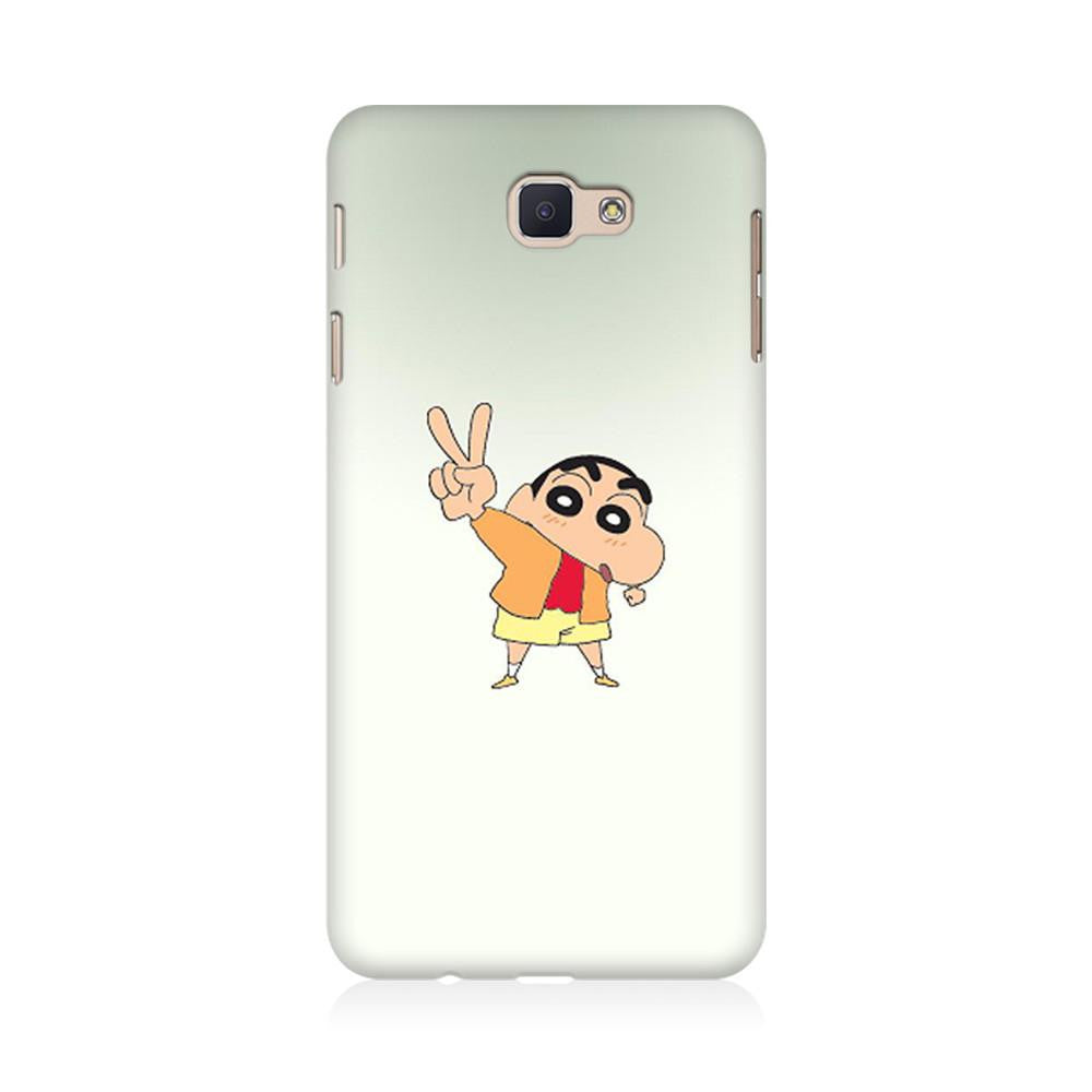 sports shoes b1dfa 87cbe Shinchan Printed Back Cover For Samsung Galaxy J5 Prime
