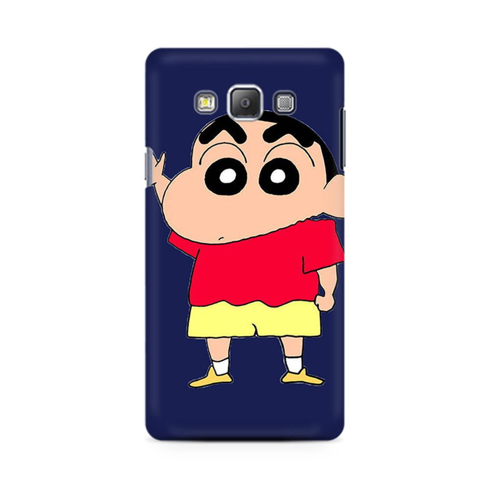 more photos 0b46a 47714 Shinchan Printed Back Cover For Samsung Galaxy On5 Pro
