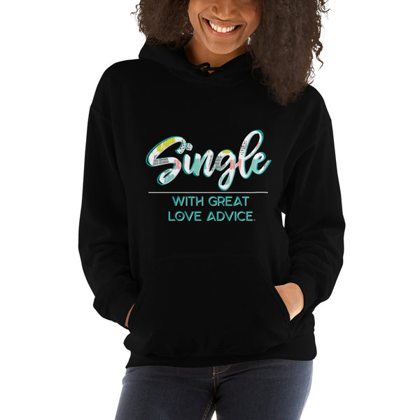 Single Women Hooded Sweatshirt