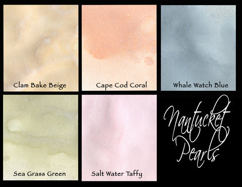 Nantucket Pearls