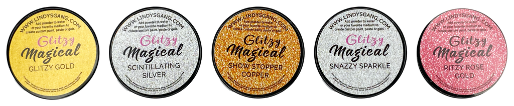 Glitzy Magicals - Lindy's Gang Store