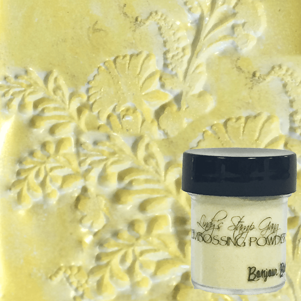 Bonjour Butter Embossing Powder
