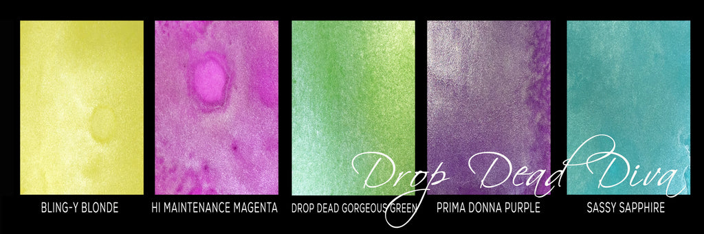 Drop Dead Diva Shimmer Magicals - Lindy's Gang Store
