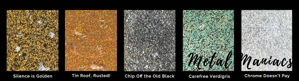 Chip Off the Old Black Chunky EP