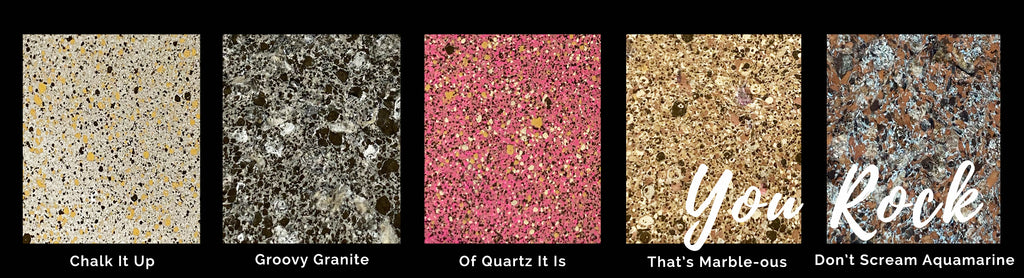 Of Quartz It Is Chunky EP - Lindy's Gang Store