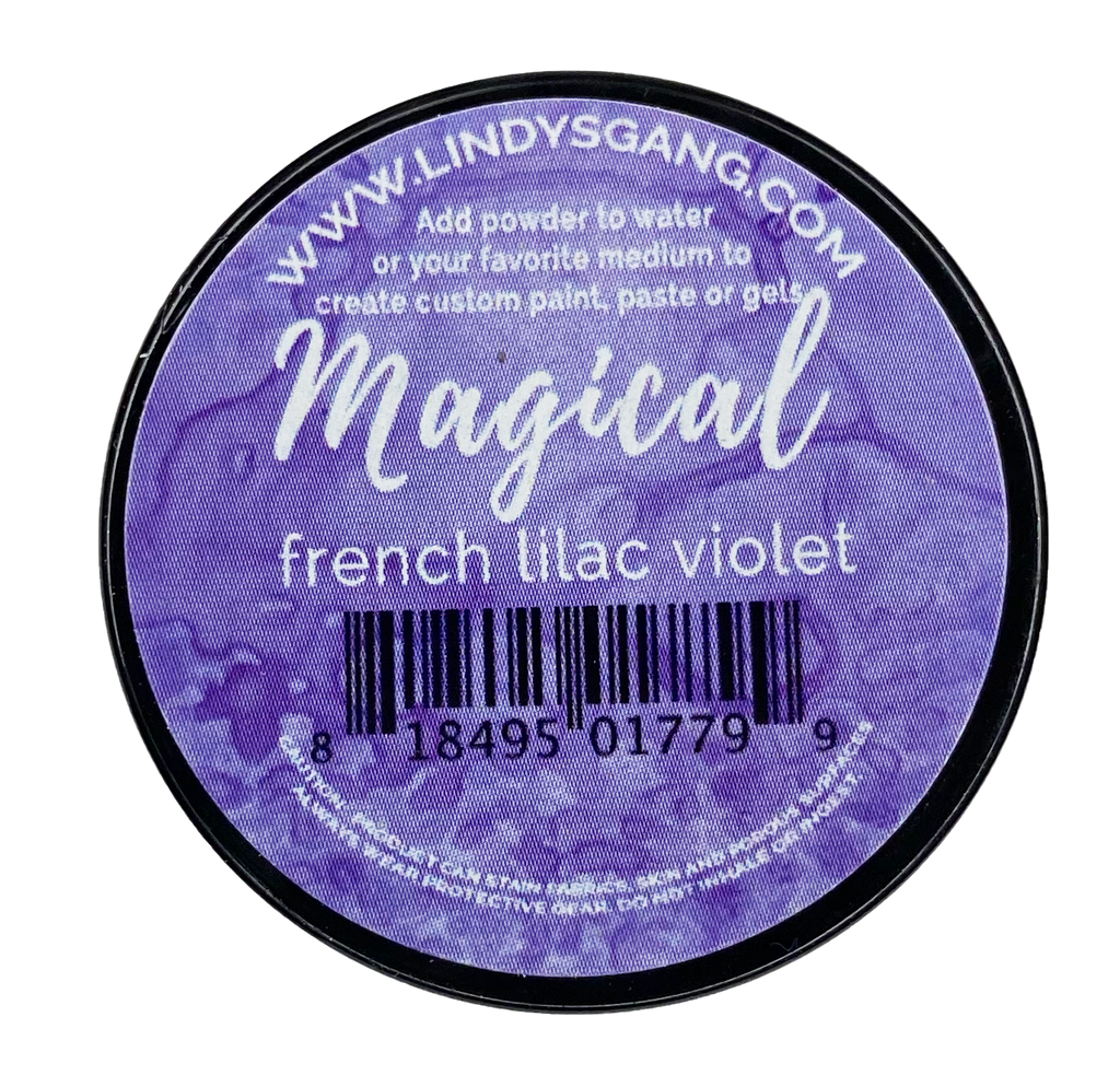 French Lilac Violet