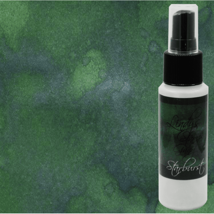 Frosty Forest Green Shimmer Spray - Lindy's Gang Store