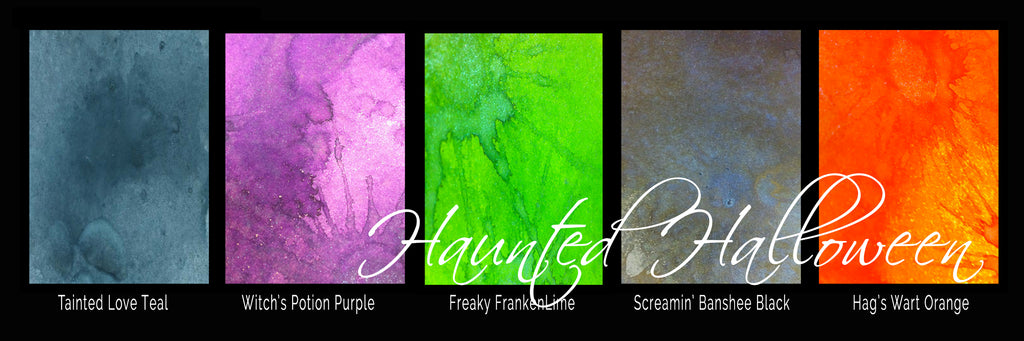 Haunted Halloween Shimmer Magicals