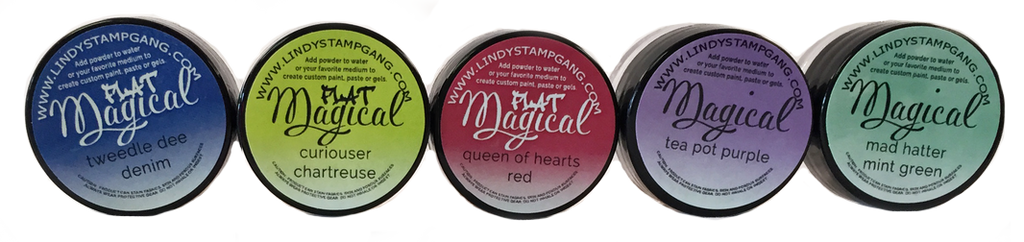 Mad Hatter Shimmer Magicals