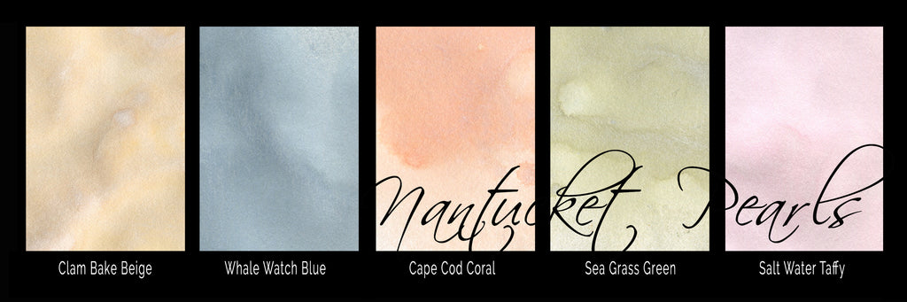 Nantucket Pearls Shimmer Magical Set