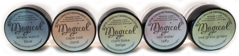 Nantucket Pearls- MAGICAL Shimmer Powders