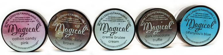 Sweet Treats- MAGICAL Shimmer Powders