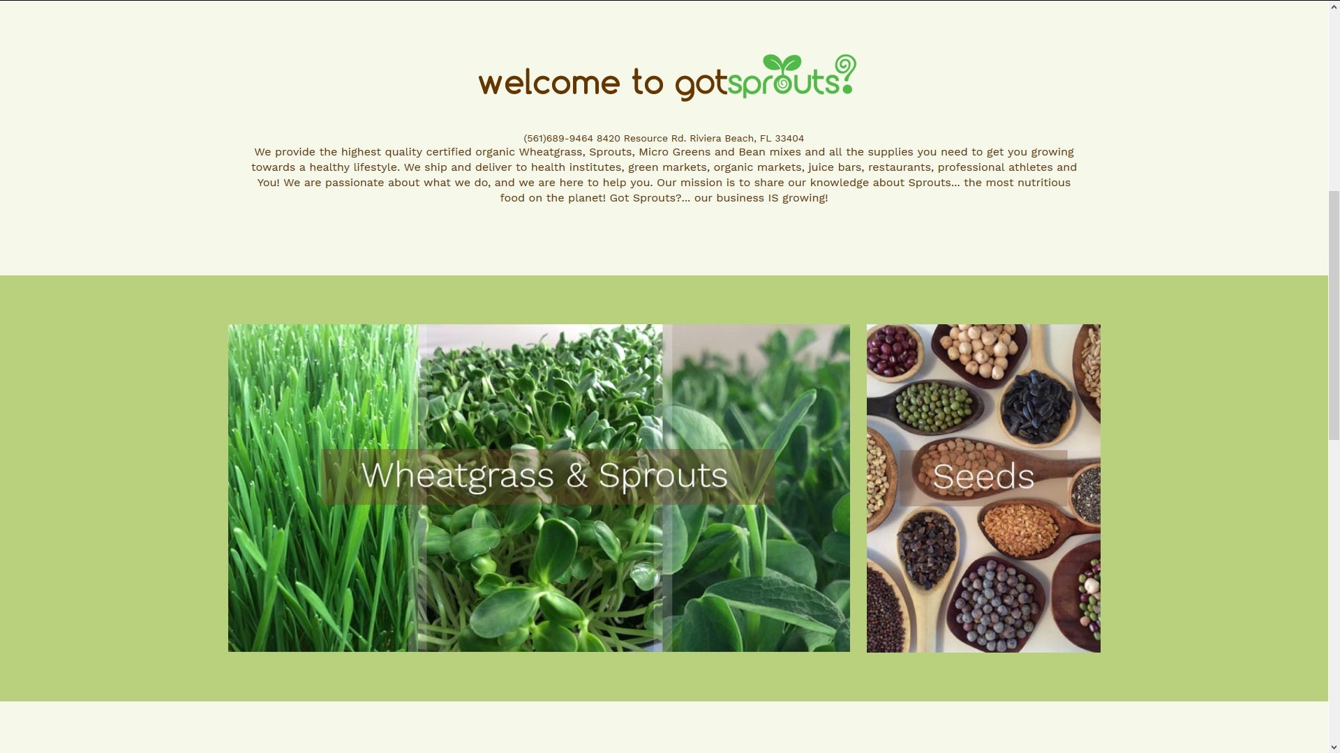 Visit Got Sprouts