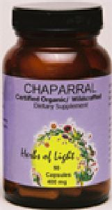 Chaparral 400 Mg (Herbs Of Light)