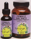 Female Balance 450mg (Herbs Of Light)