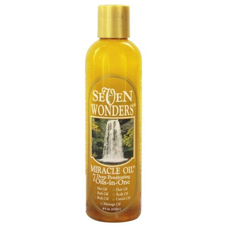 Miracle Oil or Lotion by Seven Wonders