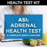 ASI Adrenal Health Test + Complete Result Analysis & Consultation