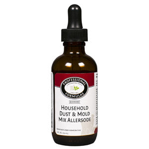 Household Dust + Mold - Homeopathic Drops