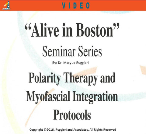 Alive In Boston - Educational Video Series & Manual by Dr. Mary Jo Ruggieri