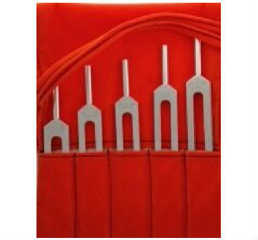 BioSonics Asteroid Tuning Fork Set