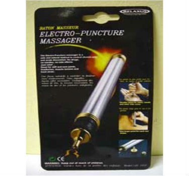 Baton Masseur Electro-Puncture Massager