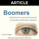 Boomers by Dr. Mary Jo Ruggieri