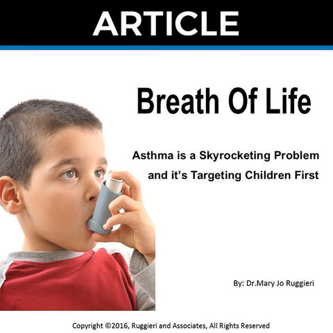 Breath Of Life by Dr. Mary Jo Ruggieri