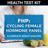FHP Cycling Female Hormone Panel + Complete Result Analysis & Consultation