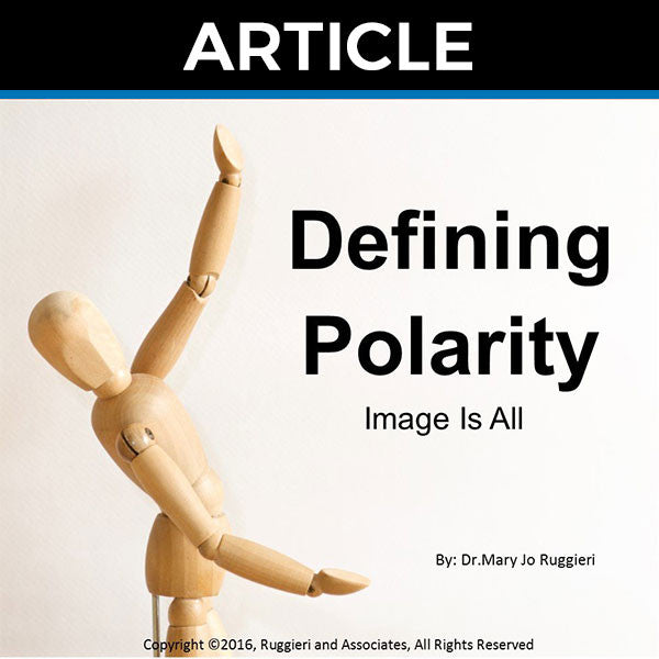 Defining Polarity Therapy by Dr. Mary Jo Ruggieri