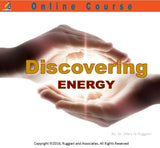 Online Course: Discovering Energy by Dr. Mary Jo Ruggieri