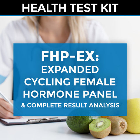 FHP-EX Expanded Female Panel for Infertility + Complete Result Analysis & Consultation