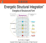 Energetic Stuctural Integration - Energetics of Structure and Form by Dr. Mary Jo Ruggieri