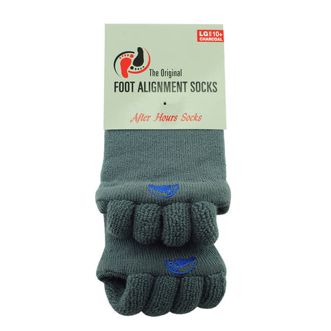 Foot Alignment Socks - Charcoal