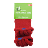 Foot Alignment Socks - Red