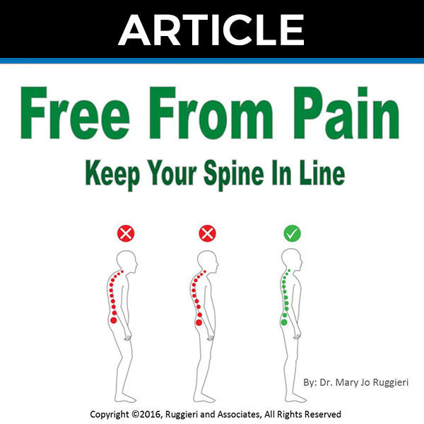 Free From Pain by Dr. Mary Jo Ruggieri