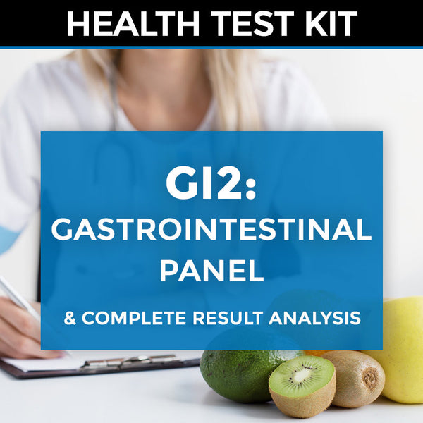 GI2 Gastrointestinal Panel + Complete Result Analysis & Consultation