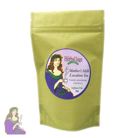 Herbal Sage: Mother's Milk Loose Leaf Tea