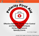 Polarity First Aid by Dr. Mary Jo Ruggieri