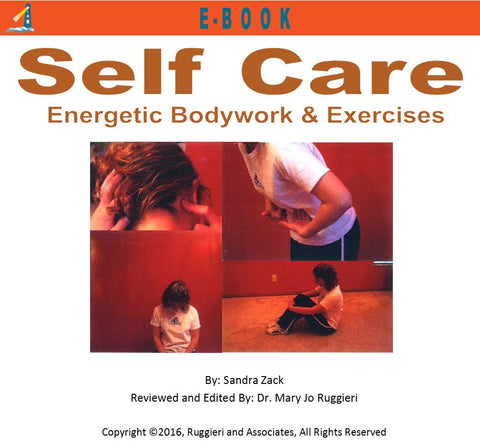 Self-Care Energetic Book & Exercises by Sandra Zack