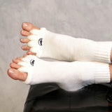Foot Alignment Socks - Light Grey