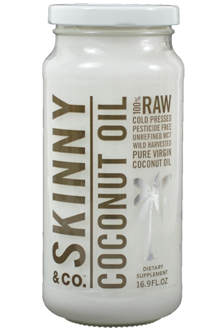 Coconut Oil by SKINNY & CO.