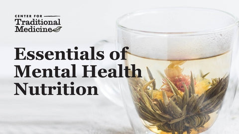 Essentials of Mental Health Nutrition by Dr. Leslie Korn