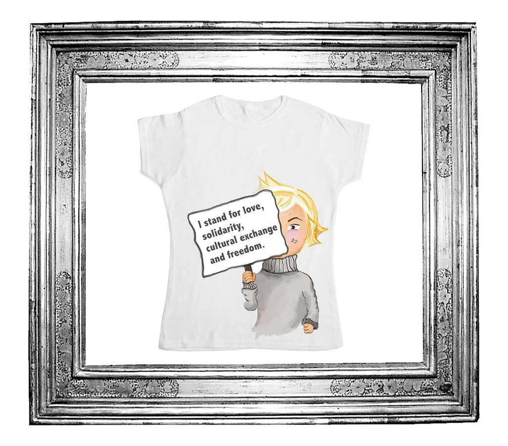 Win a Mini Gabi Inspirational T-Shirt!
